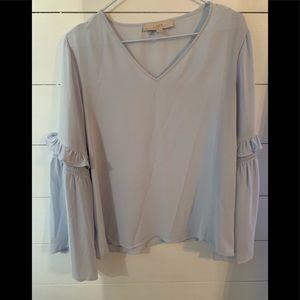 LOFT Long sleeve blouse
